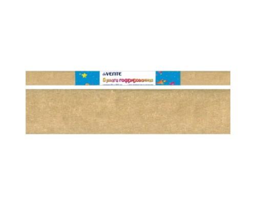 Бумага крепированная deVENTE 22 г/м, 50x250см., светло-оранжевая перламутрова