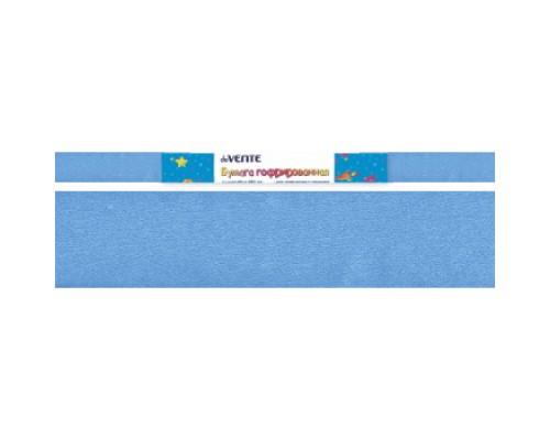 Бумага крепированная deVENTE 32 г/м, 50x250см. голубая