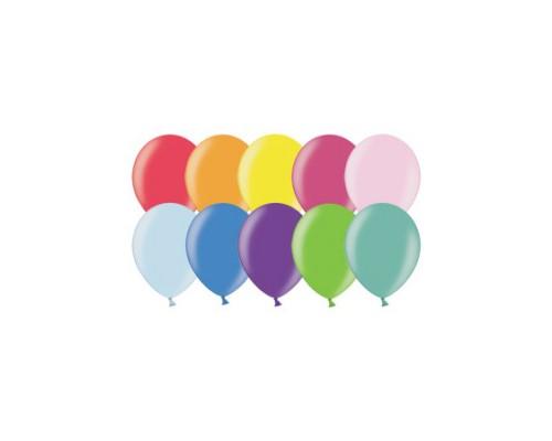 Воздушные шары Металлик ассорти Экстра B85